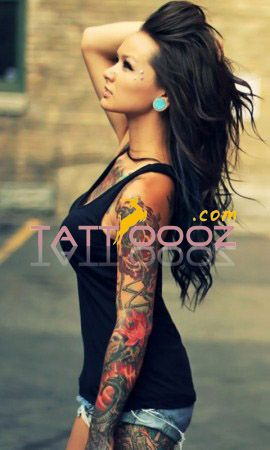 Tattoos With Meaning For Women Arms