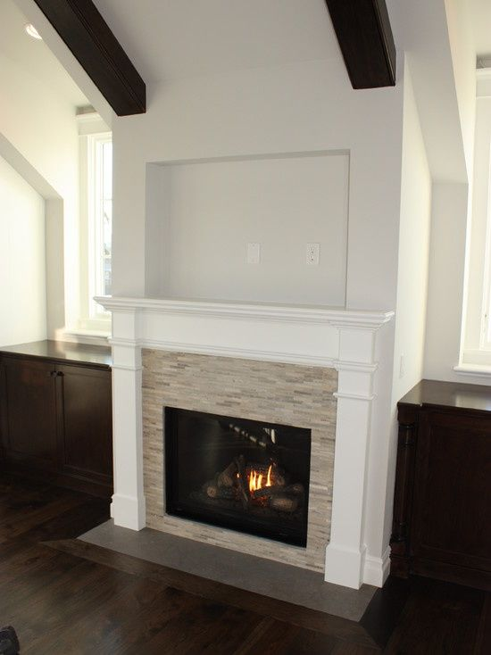 Image Detail For Around Fireplace Tile Design Pictures