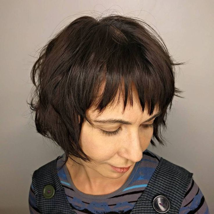 17 Best Ideas About Short Messy Bob On Pinterest Messy