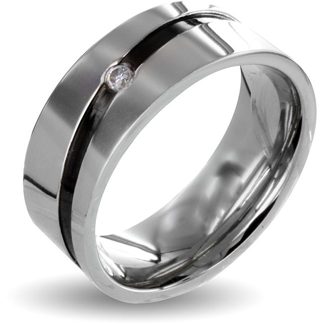 Guy Wedding Bands Great Guy Wedding Rings Spike Rings For