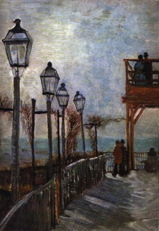 Impressionismo: Vincent Van Gogh: