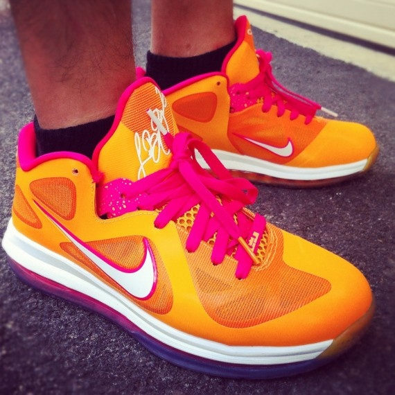 """need these in my life!!! : Lebron 9 Low """"Floridian"""" /lebron james shoes"""