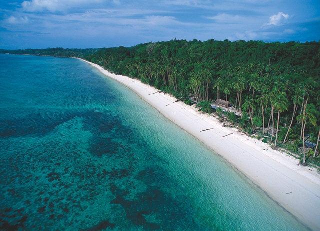 Pasir Panjang beach, West Borneo/Kalimantan, Indonesia