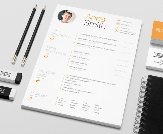 1000 images about resume design on pinterest resume templates