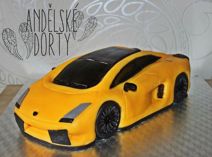 17 Best Images About Lamborghini Cakes On Pinterest