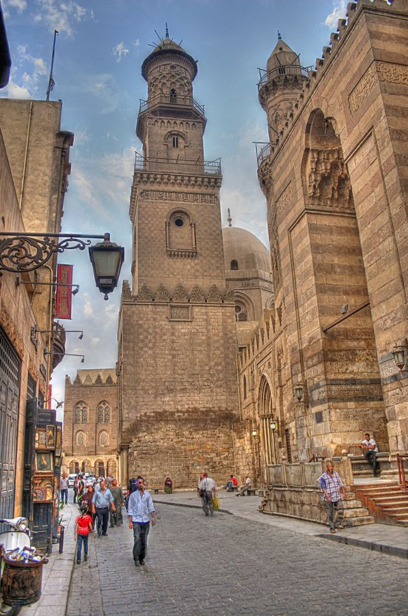 Scene from old Cairo, Egypt Only on AirConcierge cairo