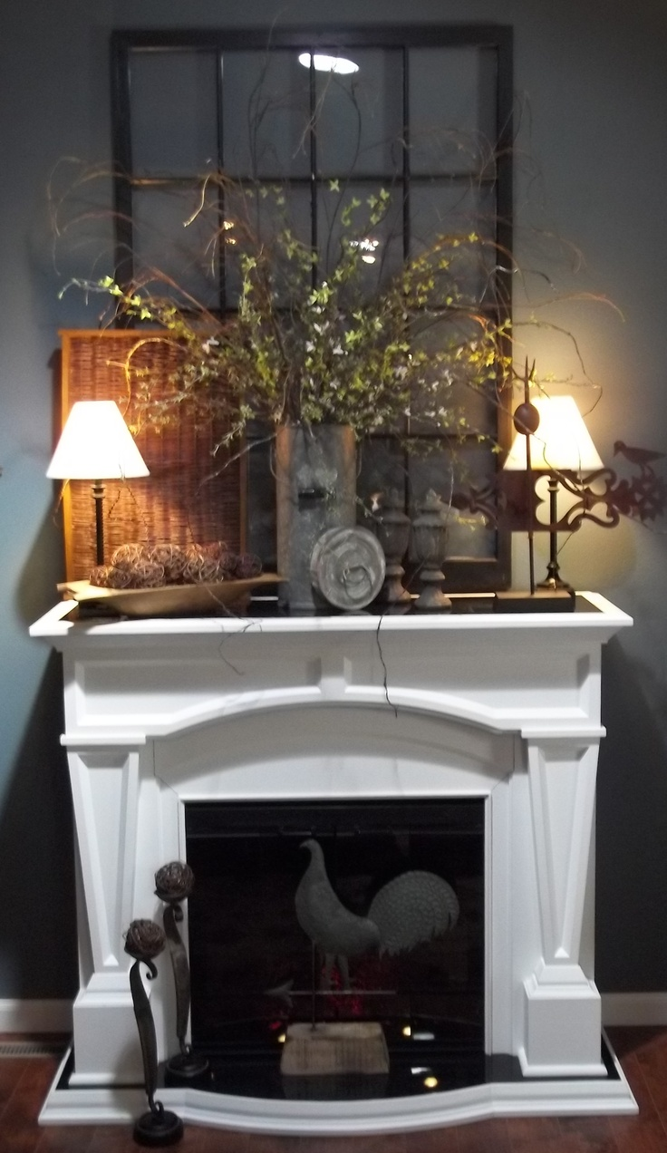 Family Room Ideas Fireplace