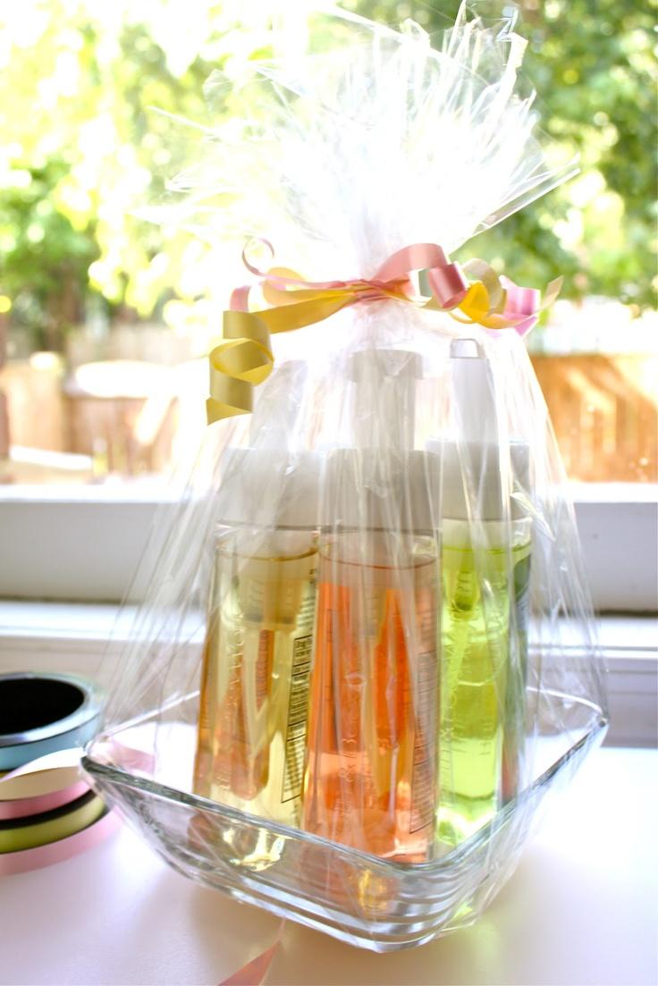 DIY housewarming gift! Crafty Stuff That I'll Probably