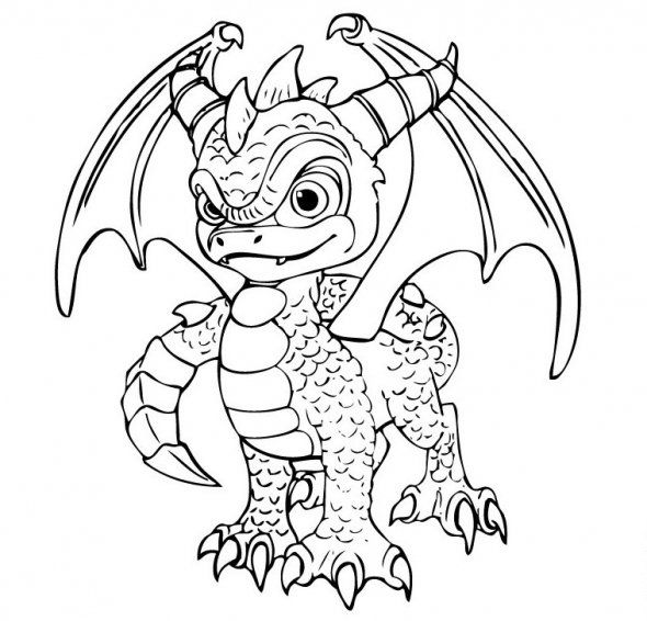 skylanders printable colouring pages  edesenhos a pb