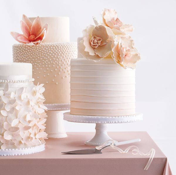 Multiple Wedding cake Style: