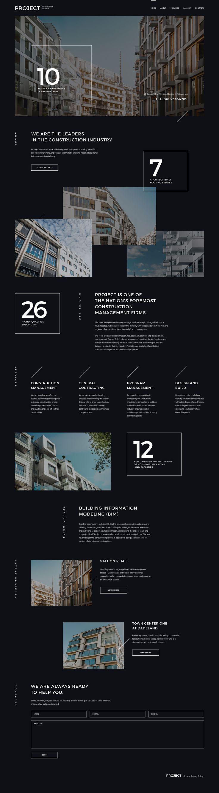 1000 ideas about construction companies on pinterest