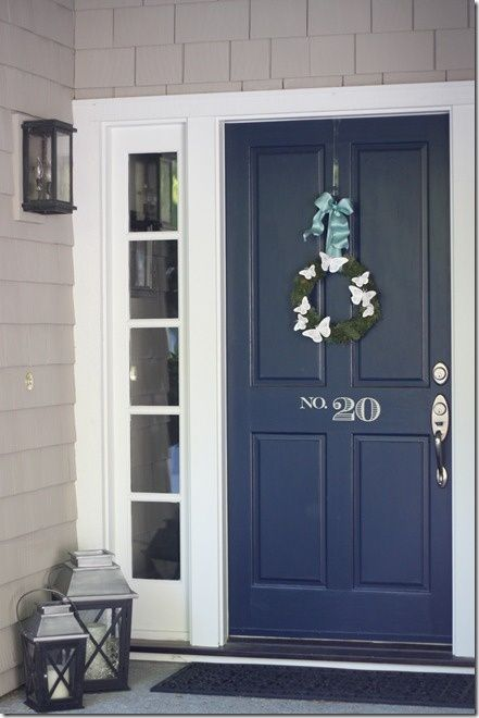 Picking Front Door Color Sherwin Williams SW 6531