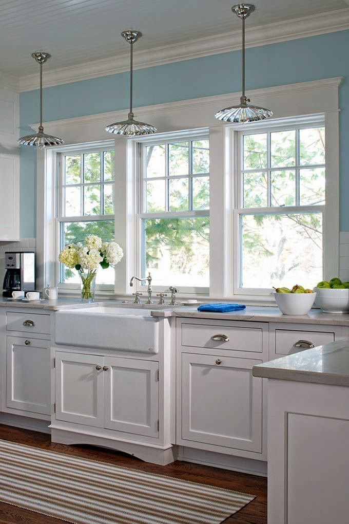 Kitchen Windows At Counter Height Liz Firebaugh Of