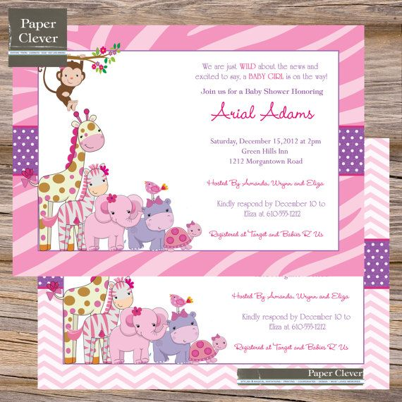 How to respond to a baby shower invite invitationjpg 61 best images about baby shower invitations on wording suggestions rsvp cards and response filmwisefo