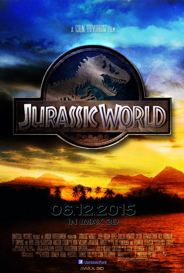Jurassic World 2015 JurassicWorld more Jurassic World