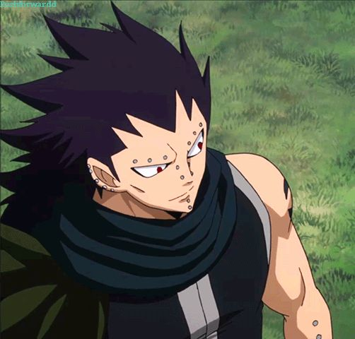 I never knew I needed a blushing Gajeel so much and then…….EEEEEEPPP!!!!!!!!! ~ OMG SO CUTE!!!!!!!!! LOVE HIM!!!!!! XD
