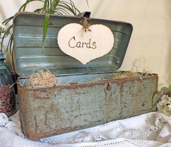 Fall Wedding Name Card Holders