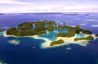 Pulau adalah sebidang tanah yang lebih kecil dari benua ...
