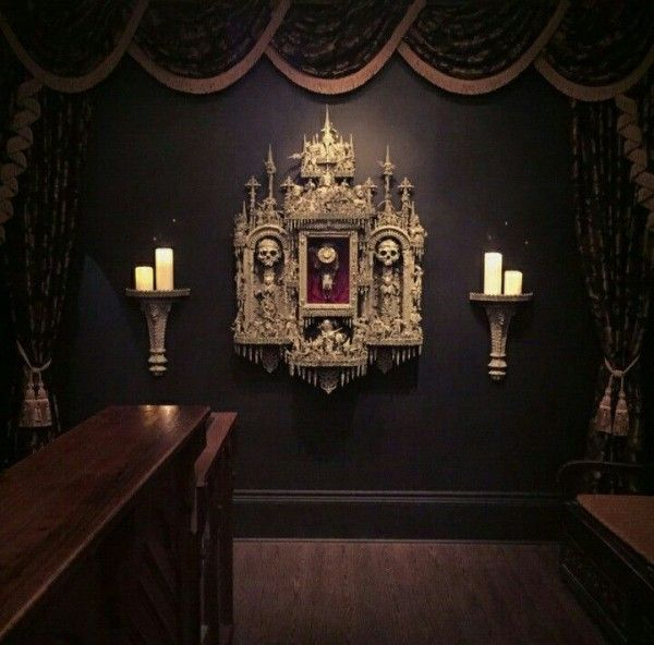 1000 Ideas About Goth Home Decor On Pinterest Gothic