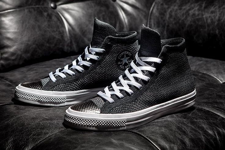 Converses iconic Chuck Taylor All-Star just got a major update, with this new model sporting Nike Flyknit construction.