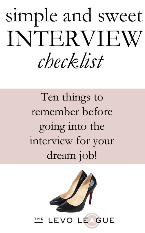1000 ideas about preparing for an interview on pinterest