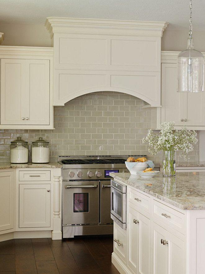 White Kitchen Cabinets Backsplash Kitchens