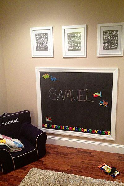 17 Best Ideas About Magnetic Chalkboard On Pinterest