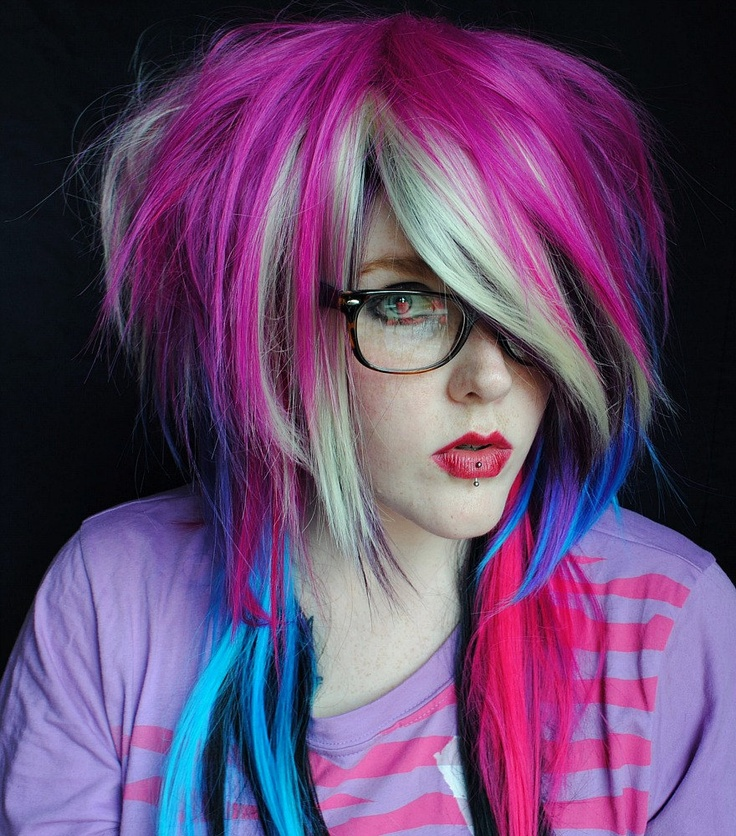 17 Best Images About Punk Hair On Pinterest Emo Scene