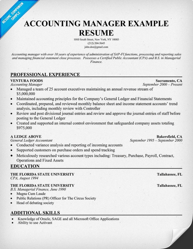 Cpa Resume Tips. Aaaaeroincus Unusual Free Resume Samples Amp