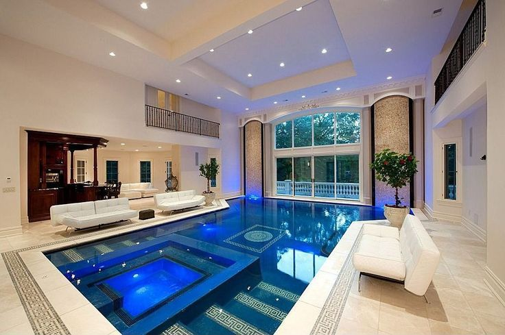 216 Best Images About Indoor Pool Designs On Pinterest