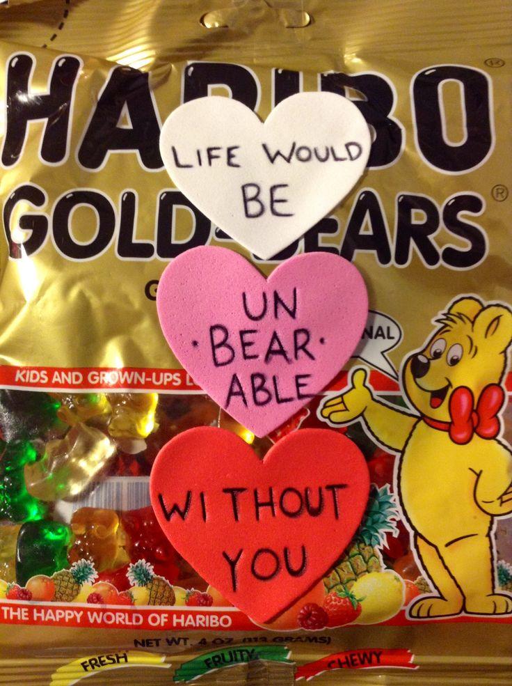 Gummy Bear Pun Cute Puns Pinterest Cute Puns Gummy