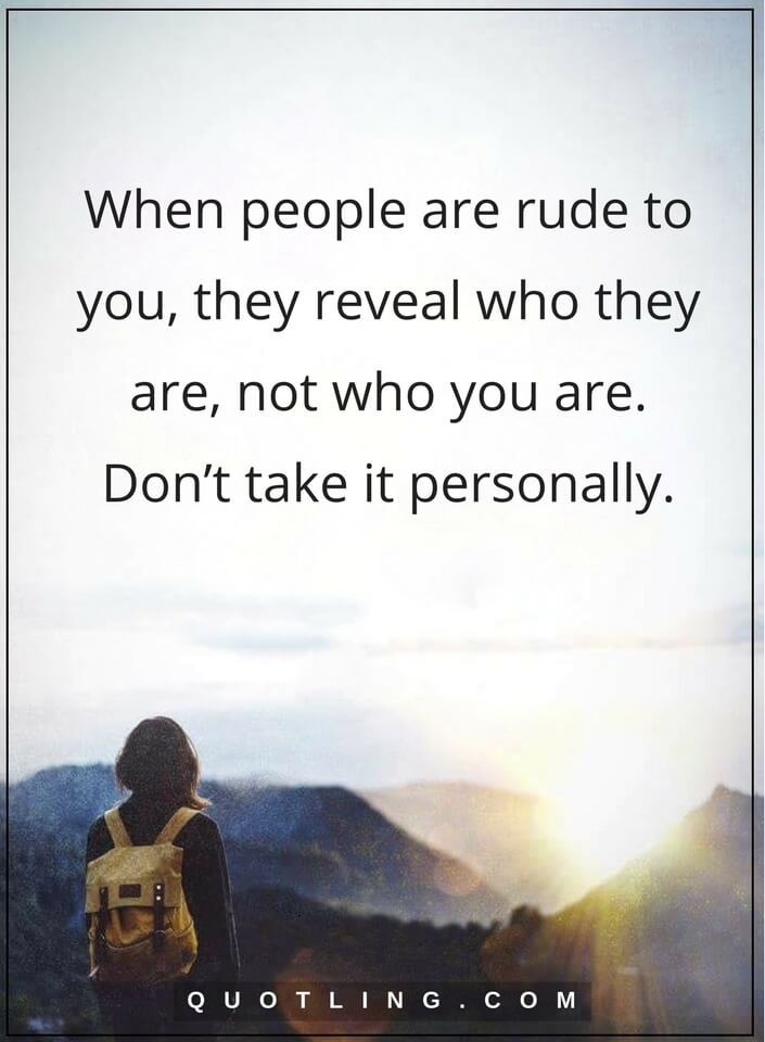 Dealing Condescending People Quotes