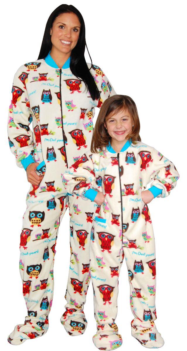 Family Blue Snowflake Pajamas Pyjamas