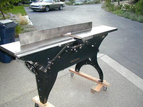 Photo Index American Wood Working Machinery Co 8