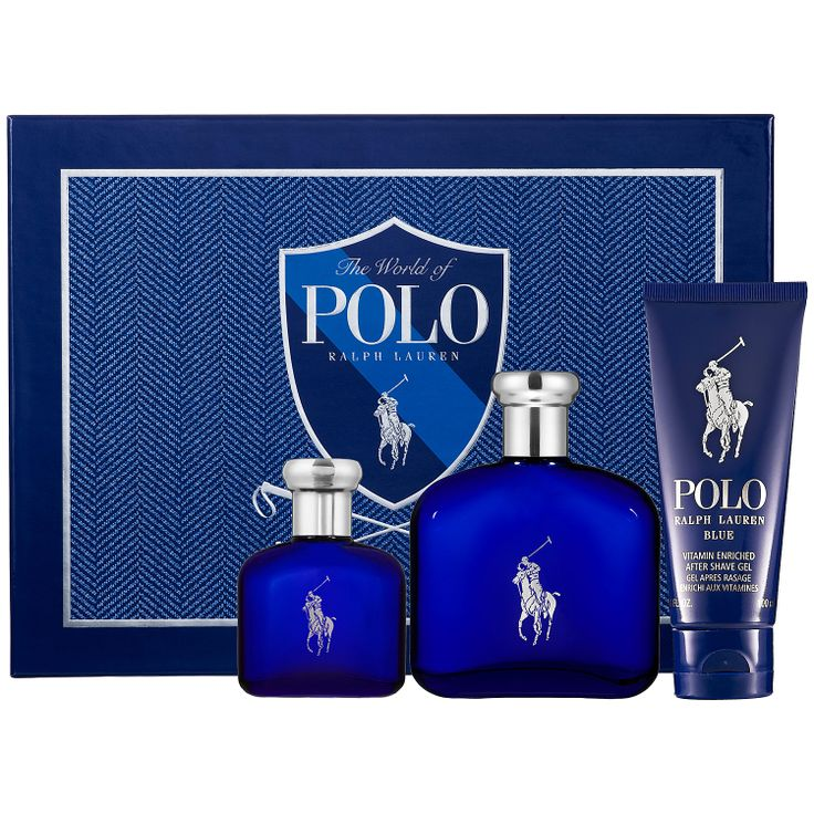 Ralph Lauren Polo Blue Gift Set Sephora gifts