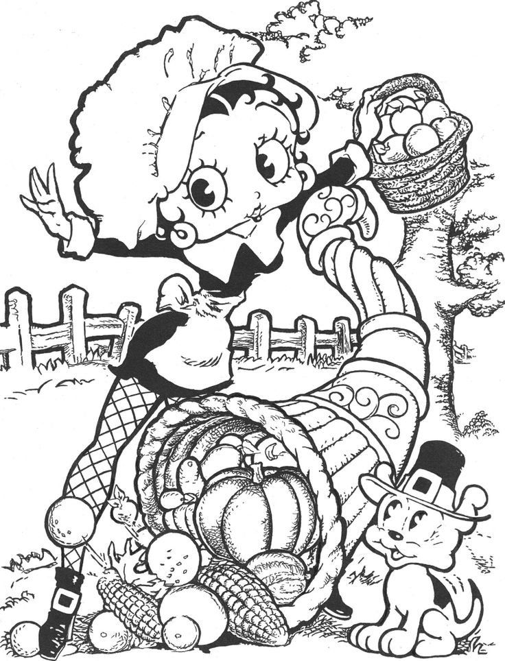 21 best betty boop coloring pins only images on pinterest