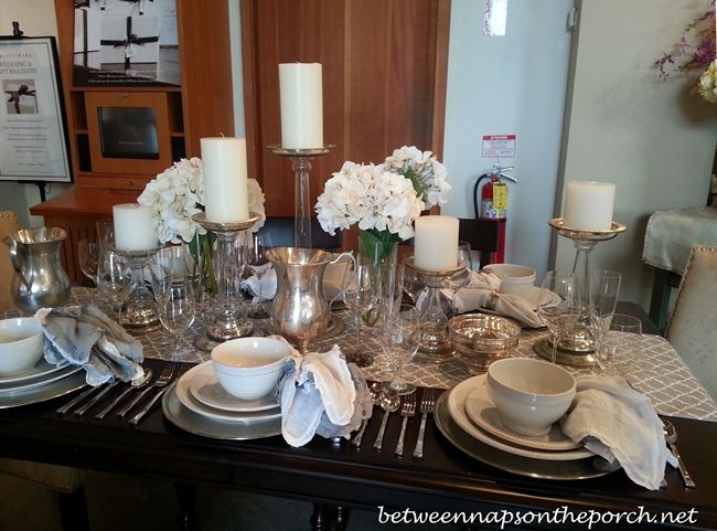 1000+ Images About Seasonal Table Scapes Pottery Barn