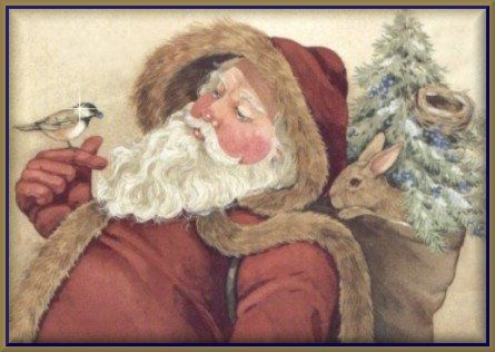 17 Best Images About Santa Claus On Pinterest Christmas