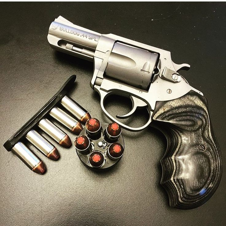 Charter Arms .44 Special Bulldog Wheel Guns Pinterest