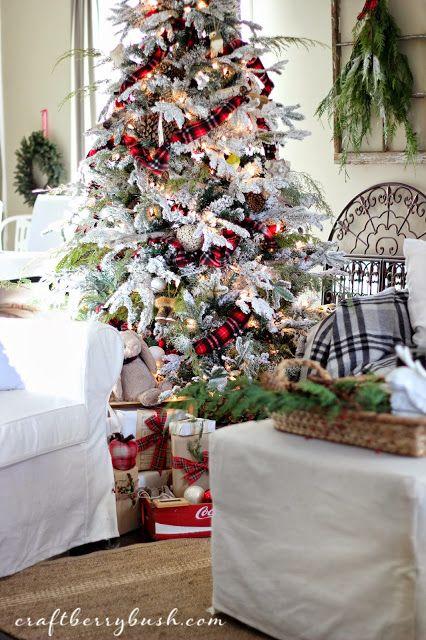 Southern Blue Celebrations PLAID CHRISTMAS