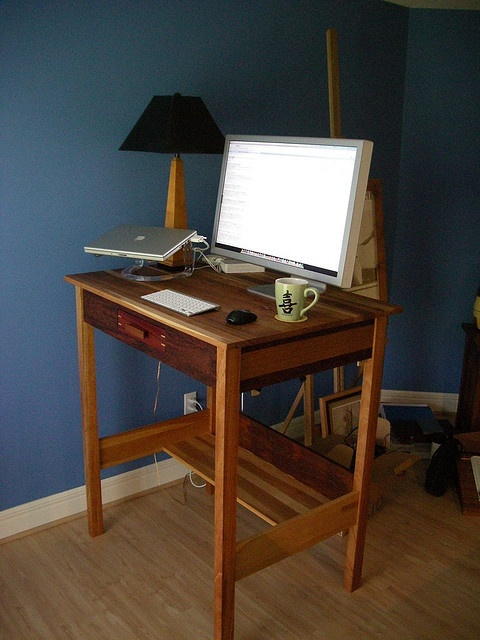 i want a standing desk Ideas for Decoration Pinterest