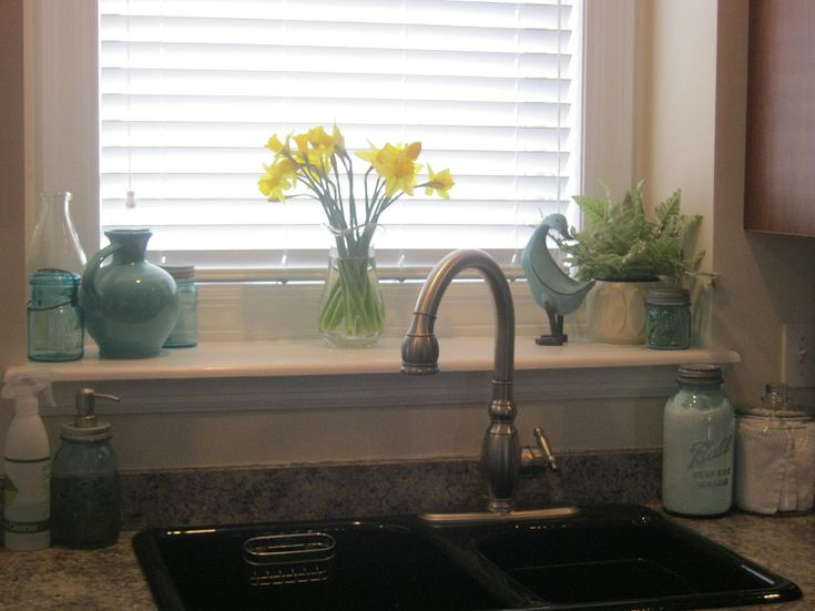 title | Kitchen Window Sill Ideas