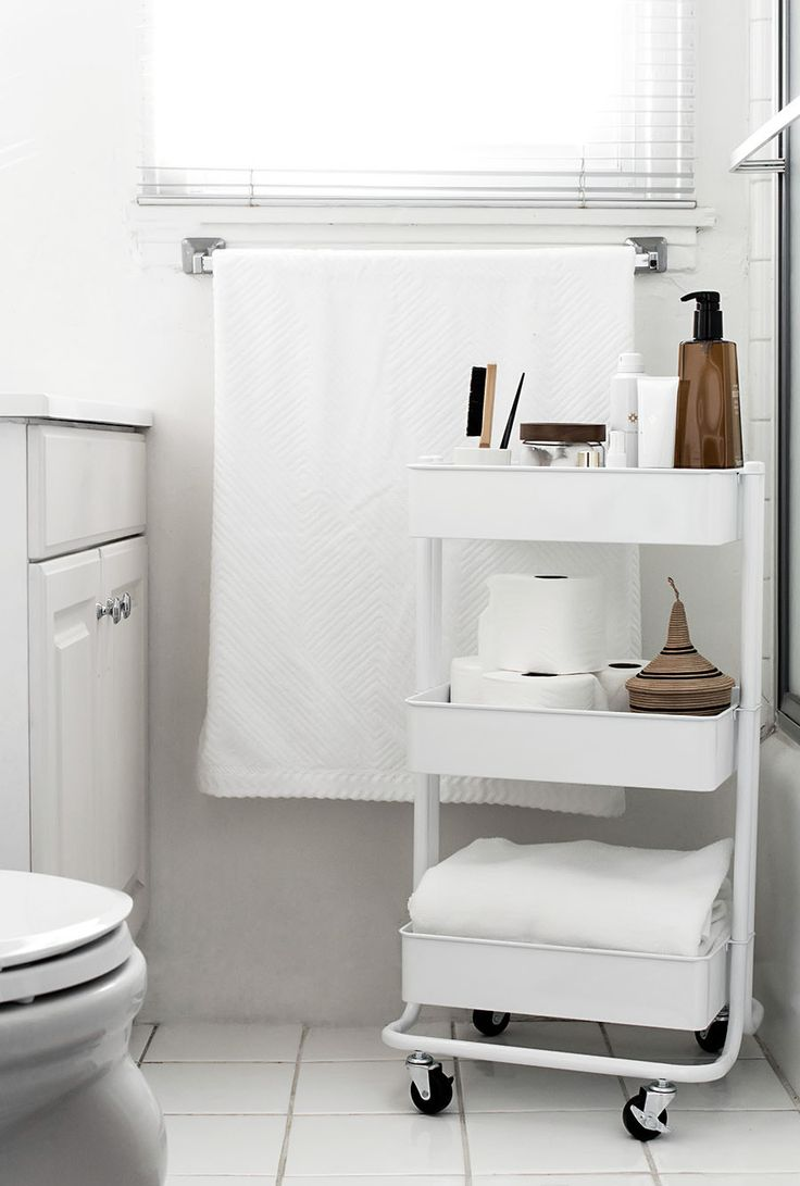 17 Best Ideas About Rolling Carts On Pinterest Bathroom Cart Rolling Table And Industrial