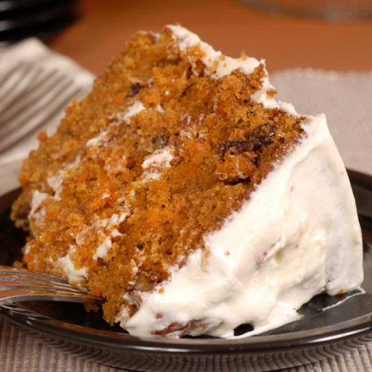 Moist Carrot Cake Recipe Recipe Dishmaps