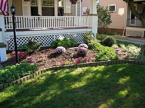 Small+front+yard+Landscape+Design