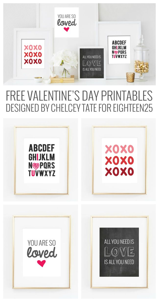 Chelcey from What The Print is back with us today to share some love. Literally. She has all…