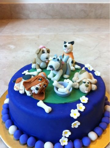 1000 Images About Animal Cakes On Pinterest Dog Cakes Dogs And Cakes