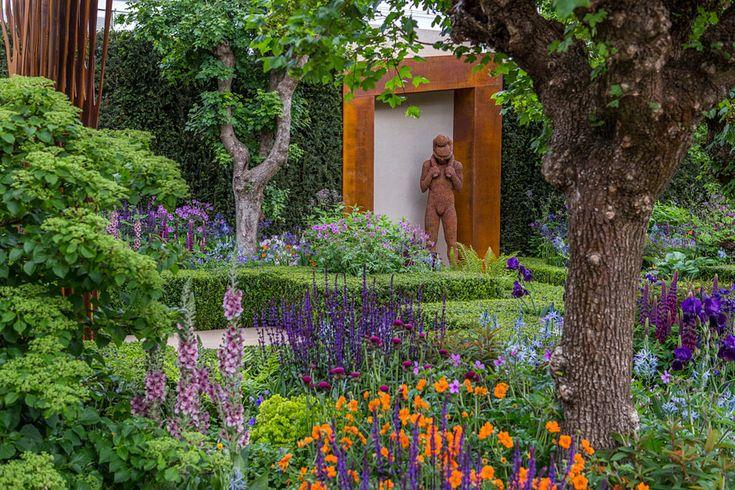 Beroemde Flower Shows in Engeland (Seasons) Gardens