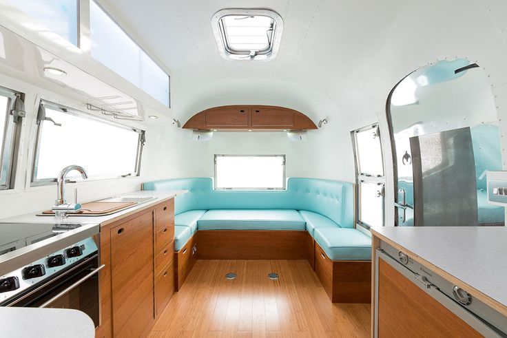 17 Best Ideas About Airstream Interior On Pinterest