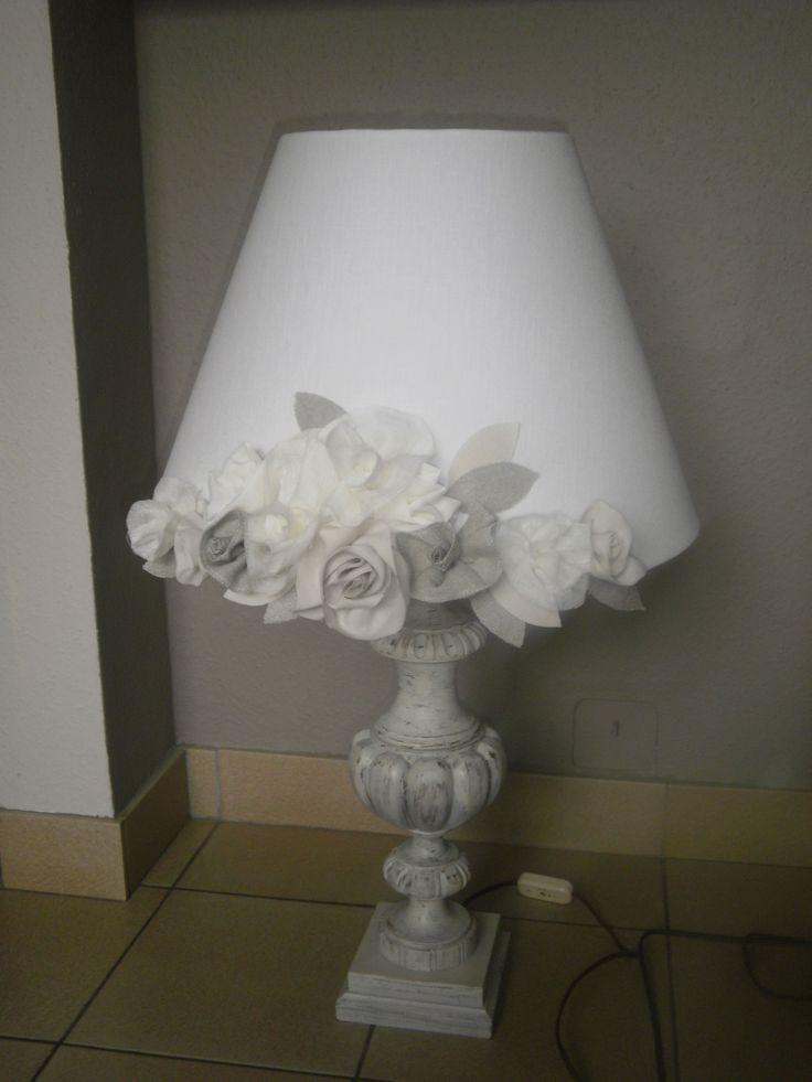 Abat Jour Fleurs Shabby Lamps Amp Shades Pinterest
